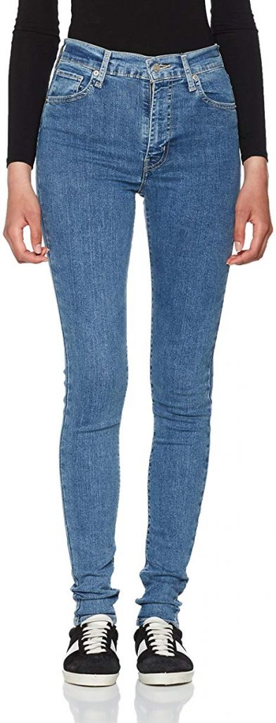 Pantalones vaqueros mujer Levis