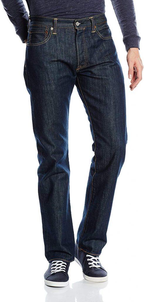pantalones levis 501  hombre