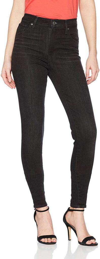 pantalon vaquero mujer levis skinny