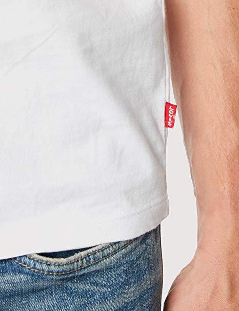 camiseta levis hombre amazon