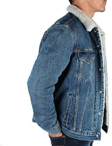 chaqueta borrego rebaja hombre